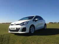 Kia Rio SR7 great condition inside and out