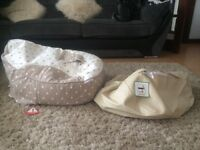 Bambeano baby beanbag with extra cover