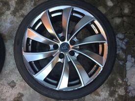 "Honda Accord civic CR-V CRV CRZ CR-Z FRV FR-V HRV HR-V Alloy wheels 19"" inch Legend alloys wheel"