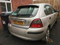 Rover 25 car