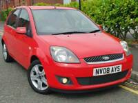 **Ford Fiesta Zetec Climate 1.25 Petrol, 5 Door, 12 Months Mot, Great Condition**