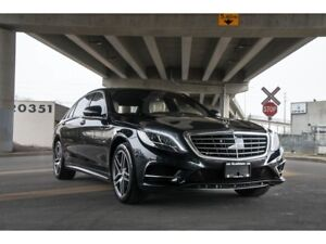 2015 Mercedes-Benz S550 AMG Package Fully Loaded 4Matic Only 30,