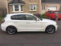 BMW 1 series 2.0 1 118d 143bhp performance edition 5 door