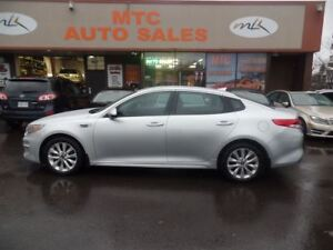 2017 Kia Optima LX LOW KM, BACKUP CAM