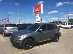 2008 BMW X5 4.8i 7-Pass, Loaded; Leather, Roof and More !!!! London Ontario image 1