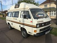 vw camper 64k from new no rust