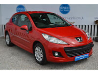 PEUGEOT 207 Can't get finance? Bad credit? Unemployed? We can Help!