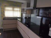 £34k Siematic Kitchen–Granite Worktops-Miele Appliances;Coffee,Oven,Mic.,Hob,D/wash,W/mach,T/dryer