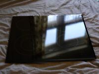AEG HK624010FB Touch Control 60cm Ceramic Hob - Black HK624010FB