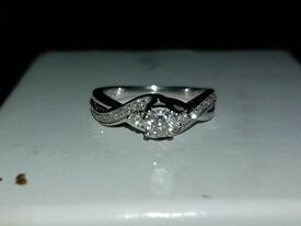 Forever Diamond Engagement Ring Size I