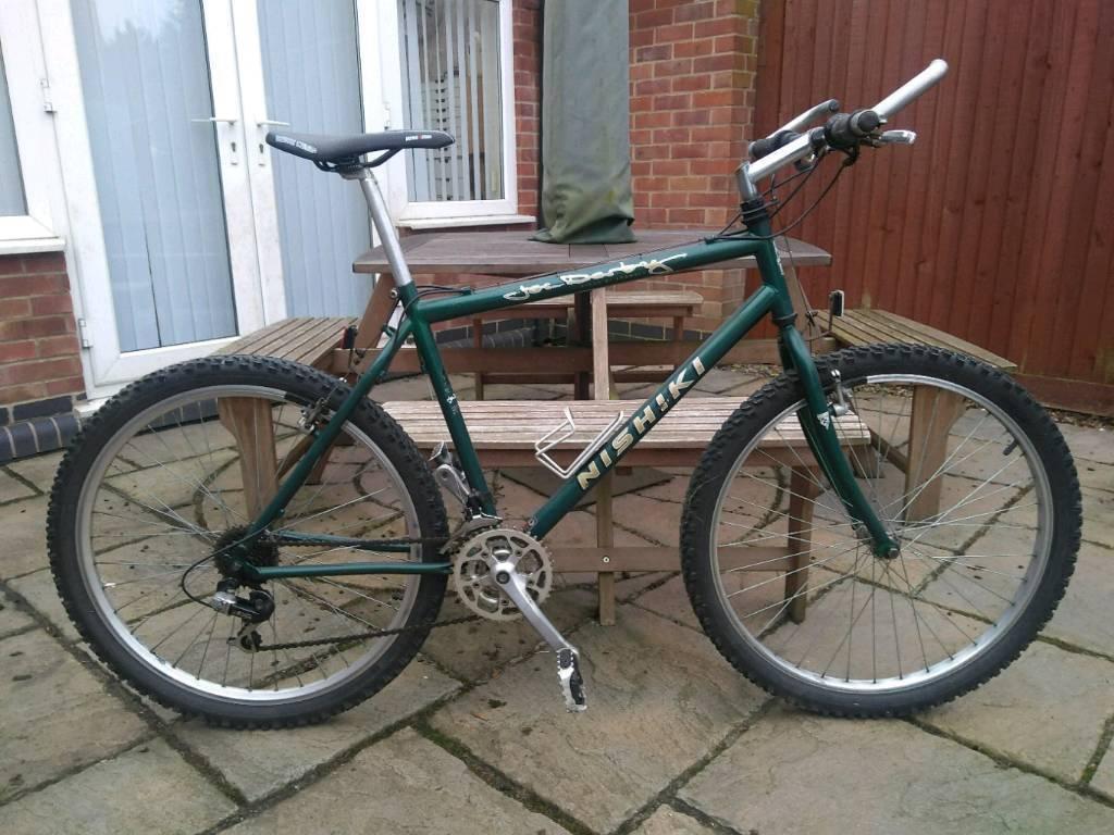 Sidste nye Joe Darby Nishiki Mountain Bike | in Birstall, Leicestershire | Gumtree IR-95