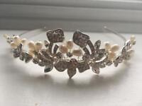 Wedding tiara by Alan Hannah