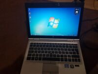 HP Elitebook 2560p Intel Core i5 2.50Ghz 4GB Ram 320GB Hardrive 2nd Generation with Webcam