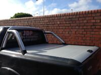 Hilux mountain top roller shutter