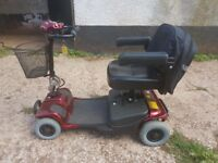 Freerider Mini Ranger Plus Mobility Scooter