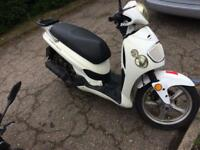 Baotians bt 125 t citi for sale