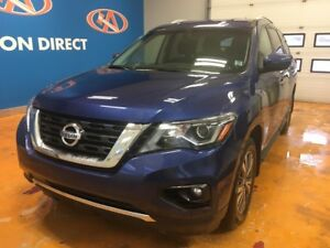 2017 Nissan Pathfinder SV AWD/ BLUETOOTH/ HEATED SEATS/ BACK-...