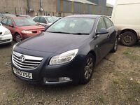 2011 2.0 CDTI Diesel Vauxhall Insignia, Breaking for parts only. Postage Nationwide paintcode : Z168