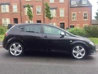 2009 Seat Leon 2.0 CR TDi FR, FULL SERVICE HISTORY, LOTS OF EXTRAS