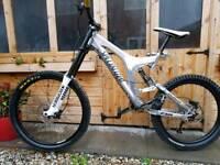 Specialized big hit FSR downhill bike