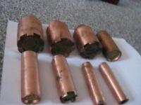 propane preheating nozzles
