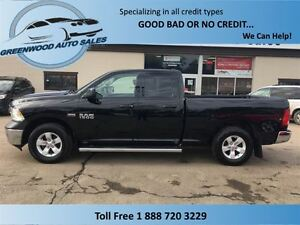 2015 Ram 1500 4X4! HEMI! FINANCE NOW!