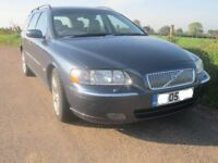 VOLVO V70 2.4 (170 BHP) SE AUTO PETROL - FSH, 8 months MOT