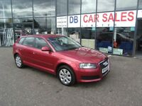2009 58 AUDI A3 1.6 MPI 5D 101 BHP**** GUARANTEED FINANCE **** PART EX WELCOME ****