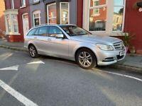 Mercedes-Benz, C CLASS, Estate, 2014, Semi-Auto, 2143 (cc), 5 doors
