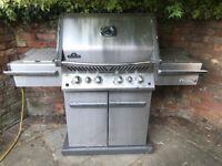 Napoleon Prestige Stainless Gas Barbecue