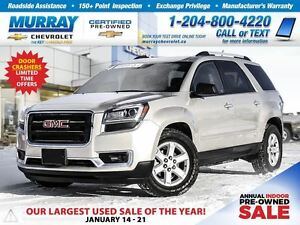 2014 GMC Acadia SLE2 *Heated Seats, Remote Start*