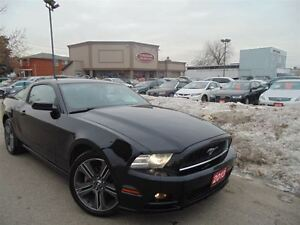 2013 Ford Mustang LEATHER-UPGRADED WHEELS