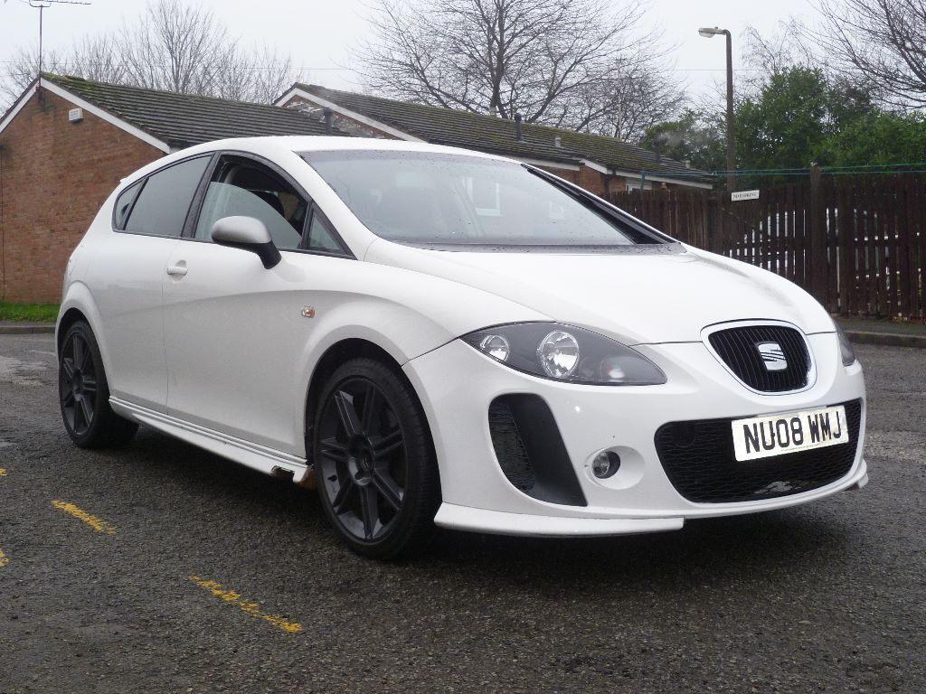 2008 seat leon tdi fr 99 000 miles service history btcc kit not cupra in sheffield south. Black Bedroom Furniture Sets. Home Design Ideas