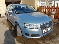 AUDI A3 1.9 TDI WITH FSH FOR SALE