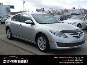2009 Mazda MAZDA6 GS-I4 CYL|6-SPEED MANUAL| NO ACCIDENTS
