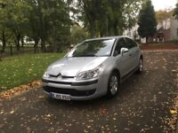 2005 CITROEN C4 SX HDI 5DR 1.6 DIESEL **CAM BELT AND CLUTCH REPLACED + DRIVES VERY GOOD + SPACIOUS**