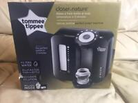 Tommee Tippee Prep Machine and bottles