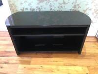 Alphason Finewoods FW1100 Black Oak TV Stand