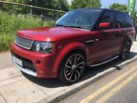 Range Rover Sport 2011 special edition autobiography