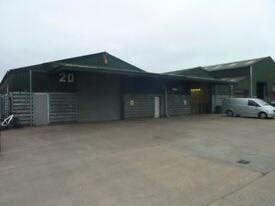 INDUSTRIAL UNITS TO LET - WIGAN - FROM £150.00 PER WEEK