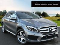 Mercedes-Benz GLA Class GLA200 CDI AMG LINE PREMIUM (grey) 2014-12-24