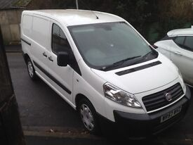 Fiat Scudo for sale, great Van with basic work/camping conversion.