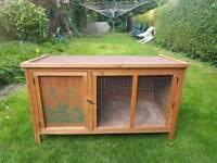 Rabbit /Guinea pig hutch