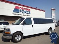2012 Chevrolet Express 15 Passenger Van - TONS of ROOM in Here