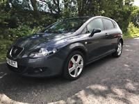 Seat Leon 2.0 TDI 56 plate with 13 months mot, only 99k