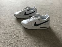 Nike Air Max Trainers UK size 4 - used once