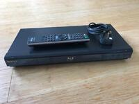Sony Blu-Ray Player & Remote £25 ONO