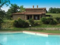Holiday home, Tuscany, Italy, 2 bedrooms, 2 bathrooms, pool, rental income