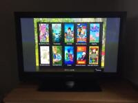 Phillips 42 inch hd tv with free view