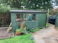 FREE 7 ft by 12 ft Garden Shed